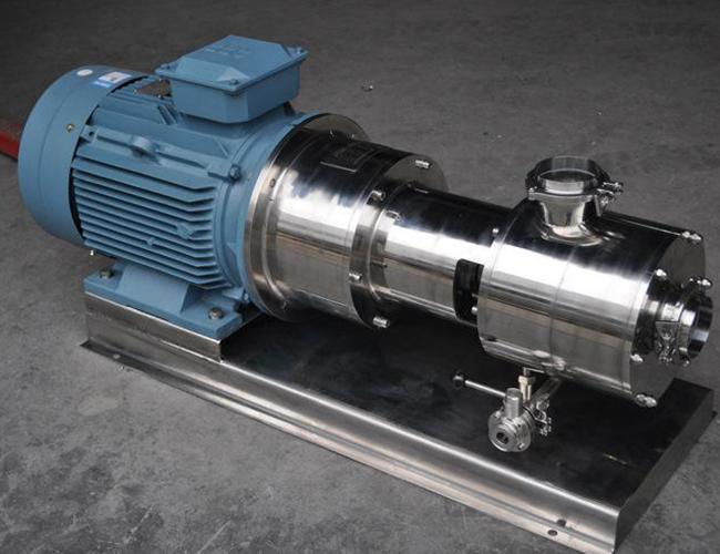 江苏管线式乳化机
